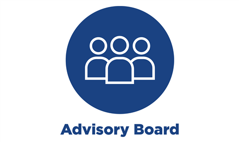 circle advisory board icon