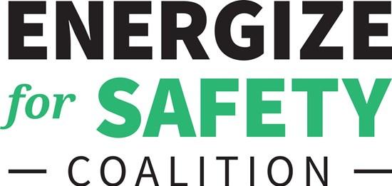 text: energize for safety coalitioin